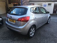 USED 2013 13 KIA VENGA 1.4 2 ECODYNAMICS 5d 89 BHP One Private Owner with Full Ford Service History !!! Only 23,000 Miles,12 Mths Mot and Pre Sale Service !!!