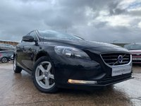 USED 2015 15 VOLVO V40 2.0 D4 SE NAV 5d 188 BHP CLIMATE+NAV+CLEANCAR+AUX+USB+ELEC+2KEYS+ALLOYS+0ROADTAX+MEDIA+