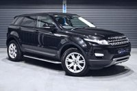 2012 LAND ROVER RANGE ROVER EVOQUE 2.2 ED4 PURE 5d 150 BHP £12975.00