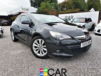 View our 2014 14 VAUXHALL ASTRA 1.4 GTC SRI S/S 3d 138 BHP
