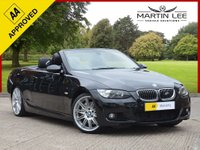 USED 2007 07 BMW 3 SERIES 3.0 335I M SPORT 2d AUTO 302 BHP STUNNING HARD TOP COUPE WITH FULL SERVICE HISTORY