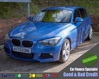 2012 BMW 1 SERIES 2.0 120D M SPORT 5d 181 BHP £9995.00