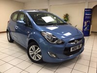 USED 2015 15 HYUNDAI IX20 1.4 ACTIVE 5d 89 BHP SERVICE HISTORY / AIR CONDITIONING / MULTIPLE AIRBAGS / ISOFIX / CD TUNER WITH BLUETOOTH CONNECTIVITY