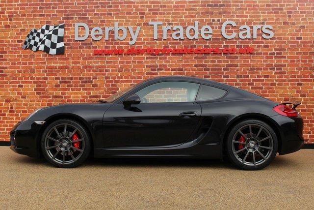 PORSCHE CAYMAN at Derby Trade Cars