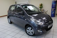 USED 2011 11 HYUNDAI I10 1.2 ACTIVE 5d AUTO 85 BHP AUTOMATIC 5 DOOR / SERVOCE HISTORY / MULTIPLE AIRBAGS / ISOFIX REAR SEAT MOUNTINGS
