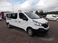 USED 2017 17 RENAULT TRAFIC 1.6 LL29 BUSINESS ENERGY DCI 5d 125 BHP