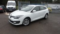 USED 2015 15 RENAULT MEGANE 1.5 EXPRESSION PLUS ENERGY DCI S/S 5d 110 BHP CRUISE CONTROL
