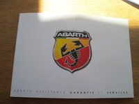 USED 2016 16 ABARTH 500 1.4 595 TROFEO 3d 138 BHP ONLY 1 OWNER FROM NEW
