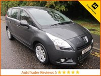 USED 2013 63 PEUGEOT 5008 1.6 HDI ACTIVE 5d 115 BHP.*7 SEATS*LOW MILEAGE* Great Value Low Mileage Seven Seat Peugeot  5008 with Air Conditioning, Cruise Control, Electric Windows, Electric Door Mirrors, Alloy Wheels and Service History.