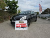 USED 2009 09 RENAULT CLIO 1.6 EXPRESSION 16V 5d AUTO 111 BHP