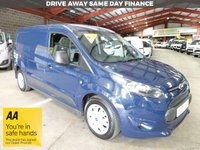 """USED 2015 15 FORD TRANSIT CONNECT 1.6 210 TREND P/V 95 BHP L2 LWB VAN """"YOU'RE IN SAFE HANDS"""" - AA DEALER PROMISE"""