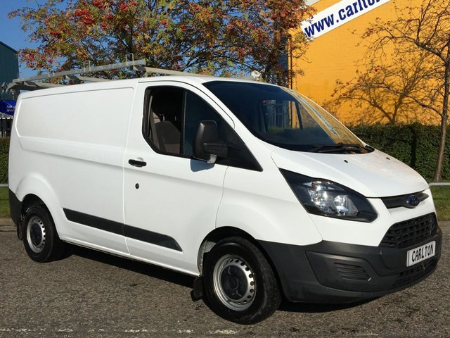 2015 65 FORD TRANSIT CUSTOM 2.2 290 L1 TDCi 100 LOW ROOF H1 VAN [ LOW MILEAGE ]