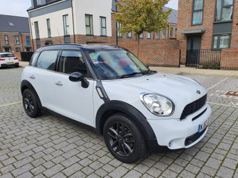 2012 MINI COUNTRYMAN 2.0L COOPER SD 5d 141 BHP £5995.00