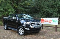 USED 2016 65 FORD RANGER 2.2 XLT 4X4 DCB TDCI AIR CON Air Conditioning, Bluetooth, Power Folding Mirrors