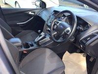 USED 2011 11 FORD FOCUS 1.6 TITANIUM 5d 124 BHP