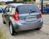 USED 2015 15 NISSAN NOTE 1.2 ACENTA PREMIUM DIG-S 5d AUTO 98 BHP