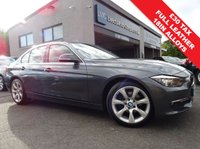 USED 2013 63 BMW 3 SERIES 2.0 320D LUXURY 4d 184 BHP IMMACULATE CONDITION WITH FULL SERVICE HISTORY. ONLY £30 YEAR TAX