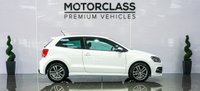 USED 2016 16 VOLKSWAGEN POLO 1.2 R LINE TSI 3d 89 BHP