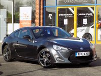 USED 2013 13 TOYOTA GT86 2.0 D-4S 2dr **200 BHP, Stunning Coupe**