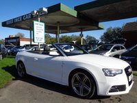 USED 2013 AUDI A5 2.0 TDI S LINE SPECIAL EDITION 2d 175 BHP