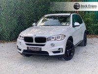 USED 2015 65 BMW X5 3.0 XDRIVE30D SE 5d 255 BHP