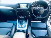 USED 2015 65 AUDI Q5 2.0 TDI QUATTRO S LINE PLUS 5d AUTO 187 BHP