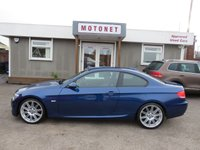 USED 2008 58 BMW 3 SERIES 2.0 320I M SPORT 2DR AUTOMATIC 170 BHP