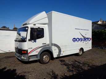 View our MERCEDES-BENZ ATEGO