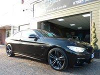 2014 BMW 4 SERIES 2.0 420D M SPORT 2d AUTO 181 BHP £SOLD