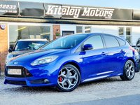 USED 2014 64 FORD FOCUS 2.0 ST-3 5DR 247 BHP 1 OWNER
