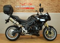 2011 TRIUMPH TIGER 1050 ADVENTURE STYLE TOURER 1050CC £5295.00