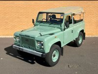 USED 1986 D LAND ROVER 90 Defender // 300tdi // Heritage // Export // Px swap Classic Heritage Land rover 90