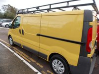 USED 2013 62 RENAULT TRAFIC 2.0 LL29 DCI S/R 115 BHP