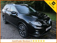 USED 2015 65 NISSAN X-TRAIL 1.6 DCI TEKNA 5d 130 BHP.*ULEZ COMPLIANT*7 SEATS*LEATHER* Great Value Seven Seat Nissan X-Trail Tekna Edition with Full Leather, Satellite Navigation, Glass Panoramic Roof, Climate Control, Cruise Control, Alloy Wheels and Service History.  This Vehicle is ULEZ Compliant with a EURO 6 Rated Engine.