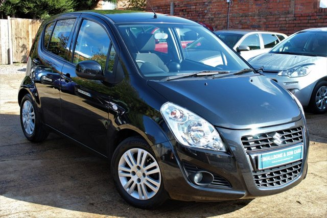USED 2015 64 SUZUKI SPLASH 1.2 SZ4 5d 94 BHP **** £30 ROAD TAX *****