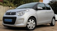 USED 2016 16 CITROEN C1 1.2 PURETECH FEEL 5d 82 BHP **** ZERO ROAD TAX * 65.7 MPG ****