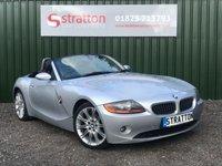 2003 BMW Z4 2.5 Z4 ROADSTER 2d 190 BHP £2000.00