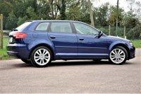 USED 2012 62 AUDI A3 1.6 TDI Sport Sportback 5dr ONLY £30 TAX