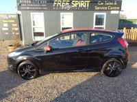 USED 2015 65 FORD FIESTA 1.0 T EcoBoost Zetec S Black Edition (s/s) 3dr Full Ford History, Bluetooth
