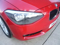 USED 2012 12 BMW 1 SERIES 2.0 118d SE 5dr LOW MILEAGE, DIESEL, AUTOMATIC