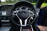 USED 2016 66 MERCEDES-BENZ E CLASS 2.1 E220d AMG Line Edition G-Tronic (s/s) 2dr NAV+PAN ROOF+HEATED LEATHER