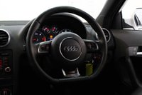 USED 2011 11 AUDI A3 2.0 TDI Black Edition Sportback S Tronic 5dr GREAT VALUE BLACK EDITION!