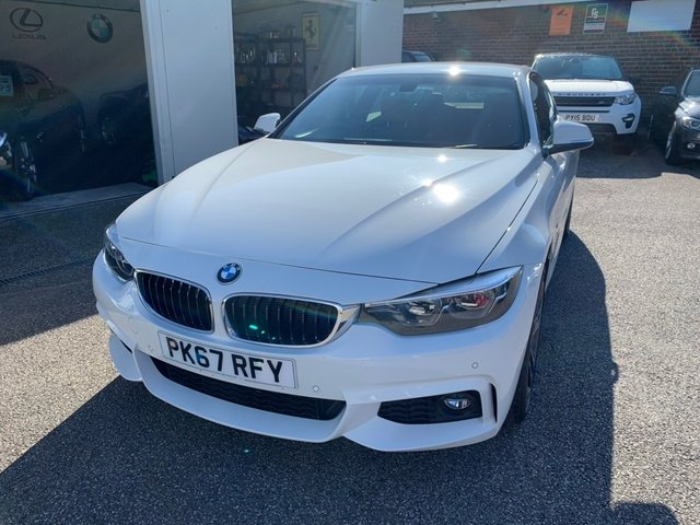 BMW 4 SERIES at Euxton Sports and Prestige