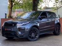 USED 2016 66 LAND ROVER RANGE ROVER EVOQUE 2.0 TD4 HSE Dynamic Auto 4WD (s/s) 5dr CARPATHIAN GREY / PAN ROOF!!!