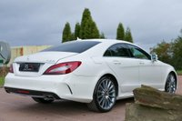 USED 2015 15 MERCEDES-BENZ CLS CLASS 2.1 CLS220d AMG Line (Premium Plus) G-Tronic+ (s/s) 4dr NAV+SUNROOF+HEATED SEAT+CAMERA