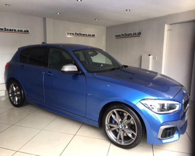 USED 2015 65 BMW 1 SERIES 3.0L M135I 5d AUTO 322 BHP