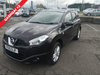 USED 2010 10 NISSAN QASHQAI+2 1.5 N-TEC PLUS 2 DCI 5d 105 BHP NO DEPOSIT AVAILABLE, DRIVE AWAY TODAY!!