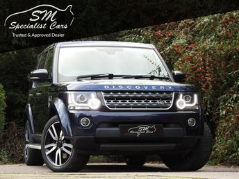 2015 LAND ROVER DISCOVERY 3.0 SDV6 COMMERCIAL XS AUTO 255 BHP £14975.00