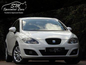 2012 SEAT LEON 1.6 CR TDI SE COPA 5d 103 BHP £5690.00