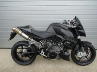 2010 KTM SUPER DUKE 990 Superduke £5994.00